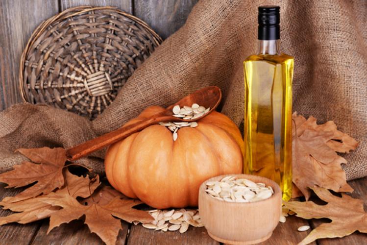 New : Cold Pressed RAW ORGANIC Pumpkin Seed Oil
