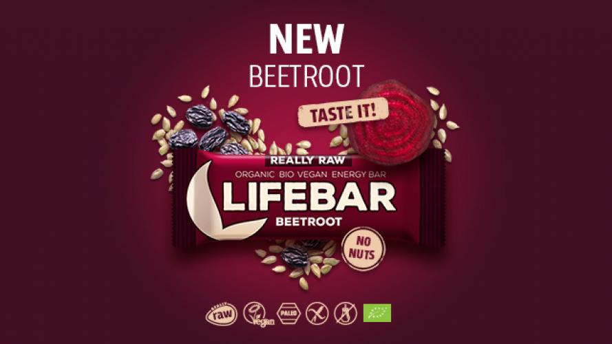 New: Beetroot Lifebar