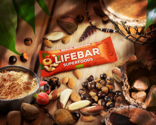 Another laboratory tests: Lifebar Superfoods with magnesium and selenium
