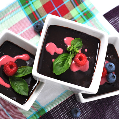 Blueberry-Basil Jelly
