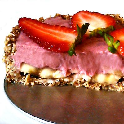 Berry Cream Pie
