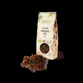 Raw Organic Dried Pomegranate Seeds