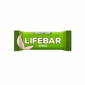 Raw Organic Lifebar Apple