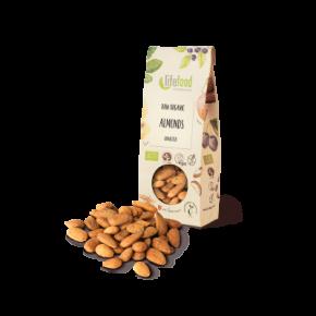 Raw Organic Almonds with Skin
