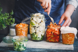 It's alive: fermenting like our great grandmas